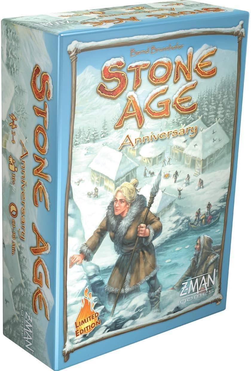 Stone Age: Anniversary Edition - English: Amazon.es: Juguetes y juegos