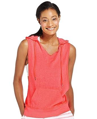Amazon.com  Calvin Klein Performance Womens Sleeveless Pullover ... ca3bbaab8