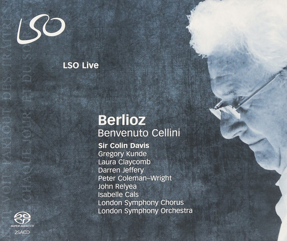Berlioz: Benvenuto Cellini by ICI