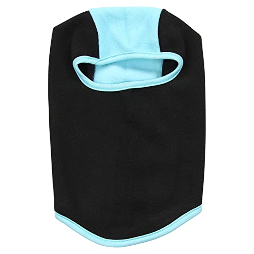 7293241d0a8 Amazon.com  Winter Ski Face Mask Balaclava for Kids and Girls (Black Sky  Blue