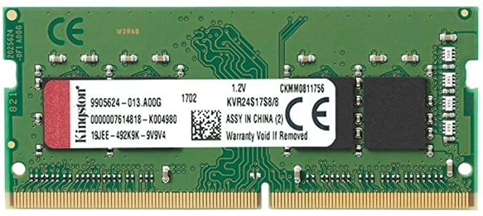 Top 10 8 Gb Ddr4 2400Mhz For Dell I5577
