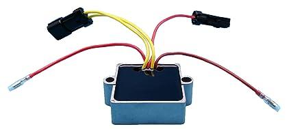 Amazon Com Tuzliufi Replace Voltage Regulator Rectifier Mercury