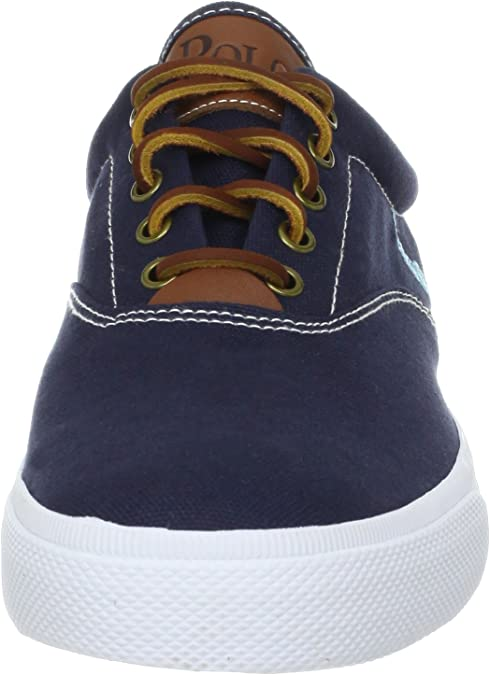 Polo Ralph Lauren - Vaughn Hombre, Color Azul, Talla 42 EU: Amazon ...