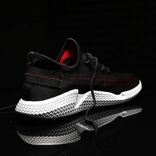 reputable site fa85d 53f72 Kvovzo Mens Walking Athletic Shoes Comfort Casual Sneaker Trail Running  Shoe Men Tennis Baseball Racquetball Cycling