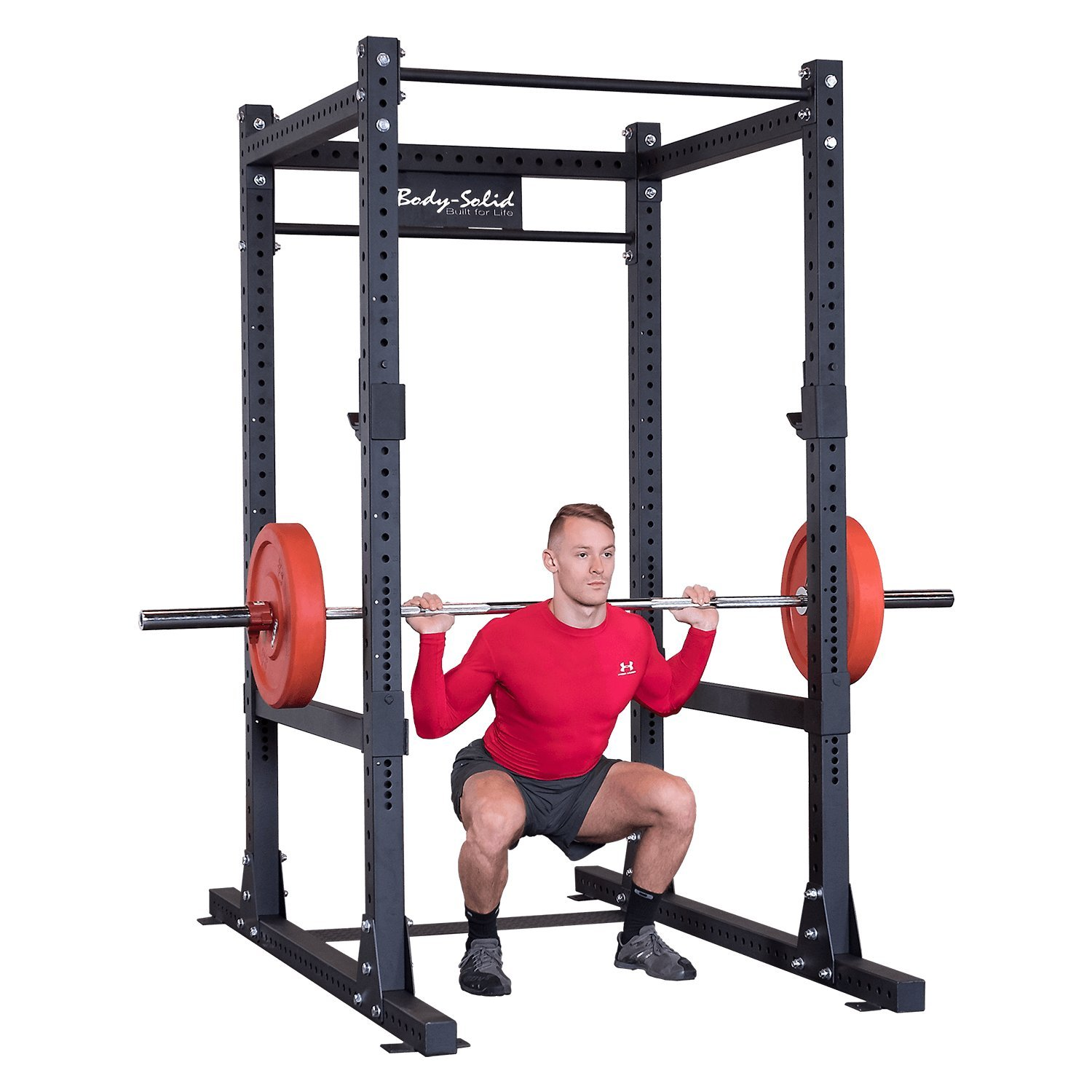 Body-Solid SPR1000 Commercial Power Rack