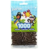 Perler Beads Brown Bead Bag