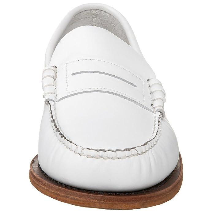 Sebago Classic, Mocasines Hombre, Blanco (White), 40 EU: Amazon.es: Deportes y aire libre
