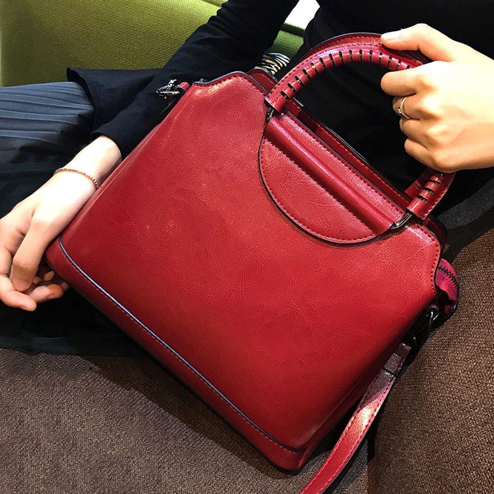 Taschen-weibliche neue Gezeitenversion der einfachen Tasche der wilden Kuriertaschenatmosphären-Handtasche einfache