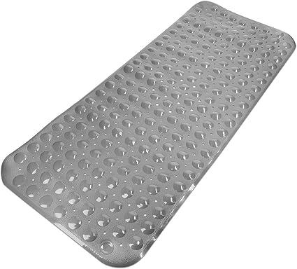 69 x 35 cm, Estilo Alce para el Ba/ño Ba/ñera Material de PVC 1 Pieza Alfombrilla de Ba/ño N\O HvxMot Alfombrillas de Ducha con Ventosas de Vac/ío Alfombrillas de Ducha Antideslizantes Ducha