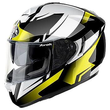 Airoh – Casco moto Airoh St 701 Spark Yellow Gloss st7sk31 – cas9b – S