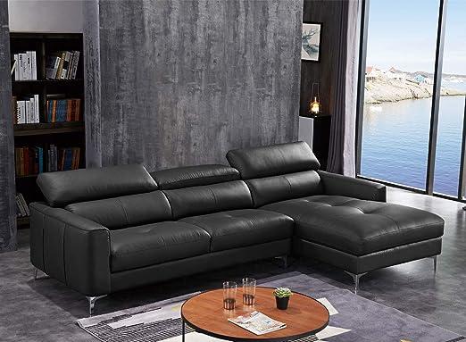 Amazon Com Funrelax Sofa Sectional Corner Sofa Set Modern Leather