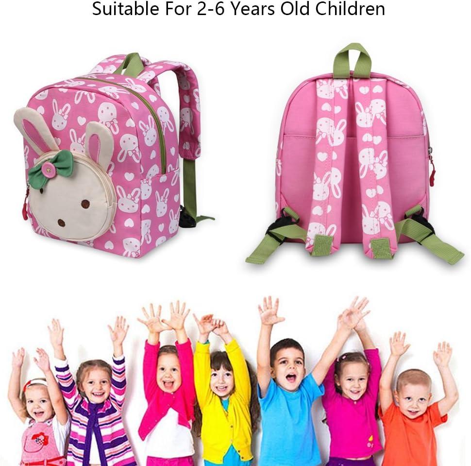 Vicloon Nursery Sac /à Dos Cute Animal pour Les Enfants Sac /à Dos Nursery Mignon//Kindergarten B/éb/é//Enfant