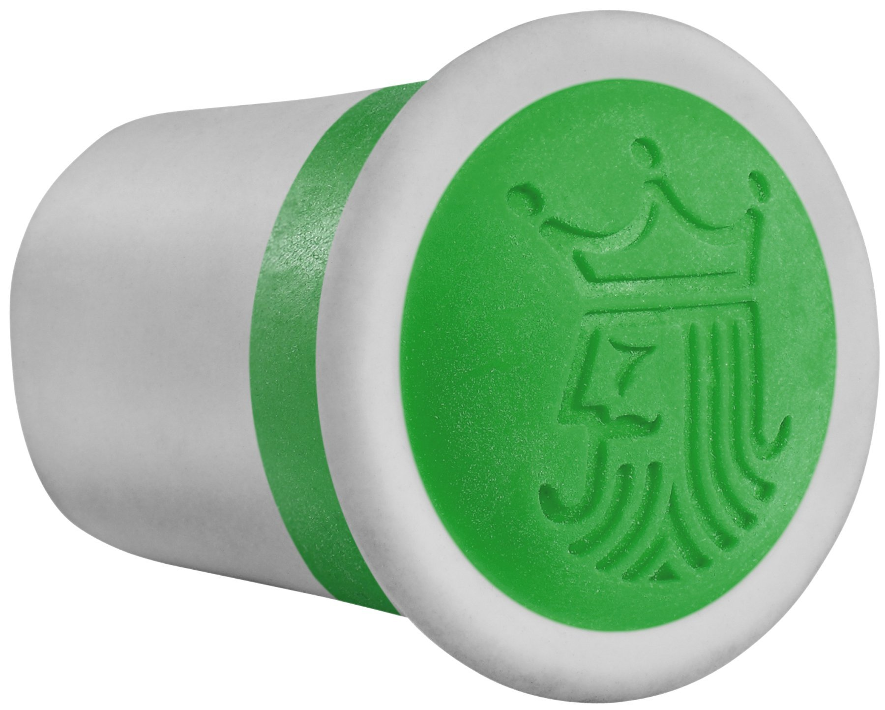 Brine King 2 Color Endo Pack - White/Kelly Green