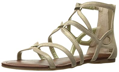 Carlos by Carlos Santana Women's Emma Gladiator Sandal, Kork, 10 Medium US