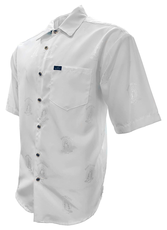Jackard Solid Shirt Short Sleeve Virgen Design Made in USA/_Cowboy Western Shirt