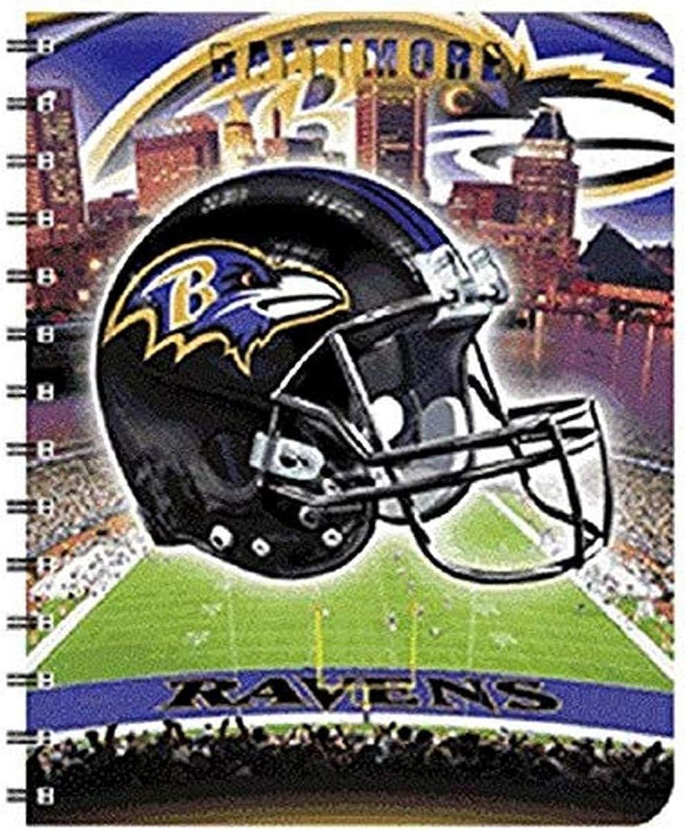 NFL Baltimore Ravens 3D Memo Pad