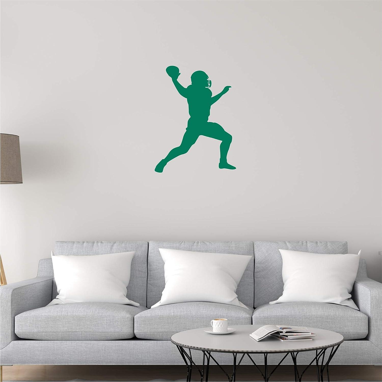 Amazon.com: Football Wall Sticker, Multiple Sizes, Sports ...