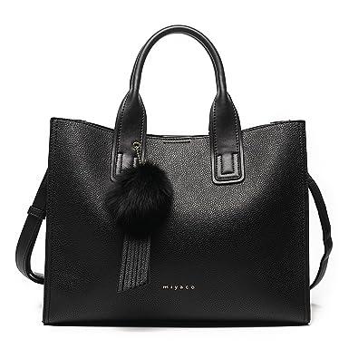 Women s Leather Designer Handbags Tote Purses Shoulder bag Bucket Bags Hobo  Handbag Women work bags 3164e6f137b97