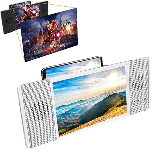 8 pulgadas de pantalla del amplificador para Smartphone, celular ...