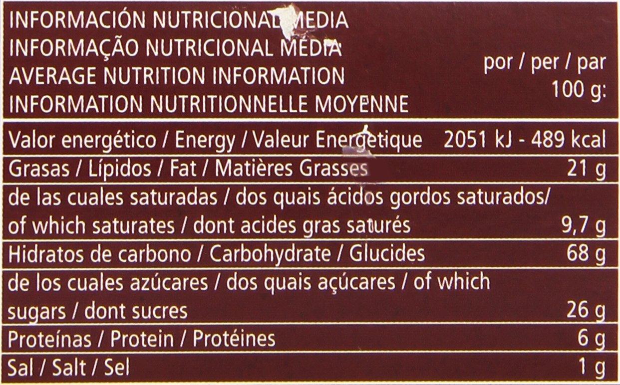 Cuétara Napolitanas con un Toque de Deliciosa Canela - 500 g: Amazon.es: Amazon Pantry