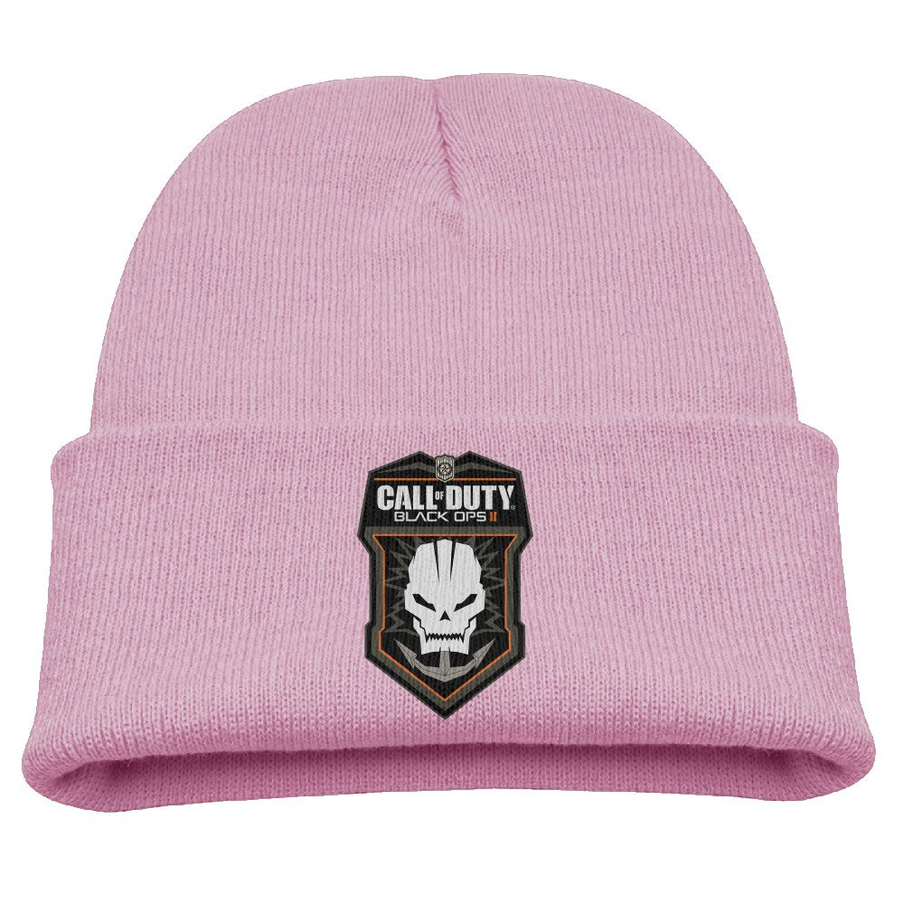 Call Of Duty Black Ops Logo Kid Beanie Hat Knit Wool Hat