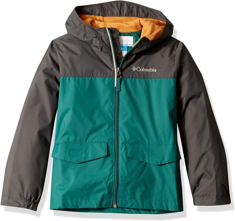 Columbia Boys Toddler Rain-Zilla Jacket