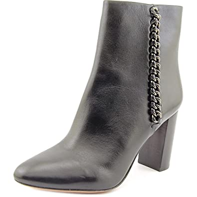 COACH Women's Teagan Black Soft Shine Calf Boot