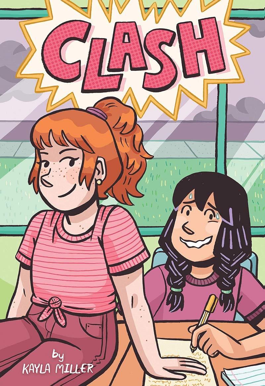 Clash (4) (A Click Graphic Novel)