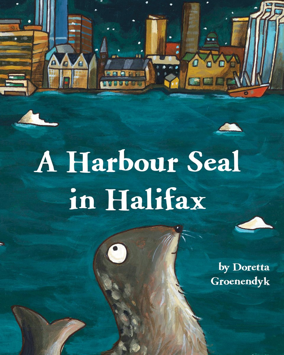 A Harbour Seal in Halifax PDF