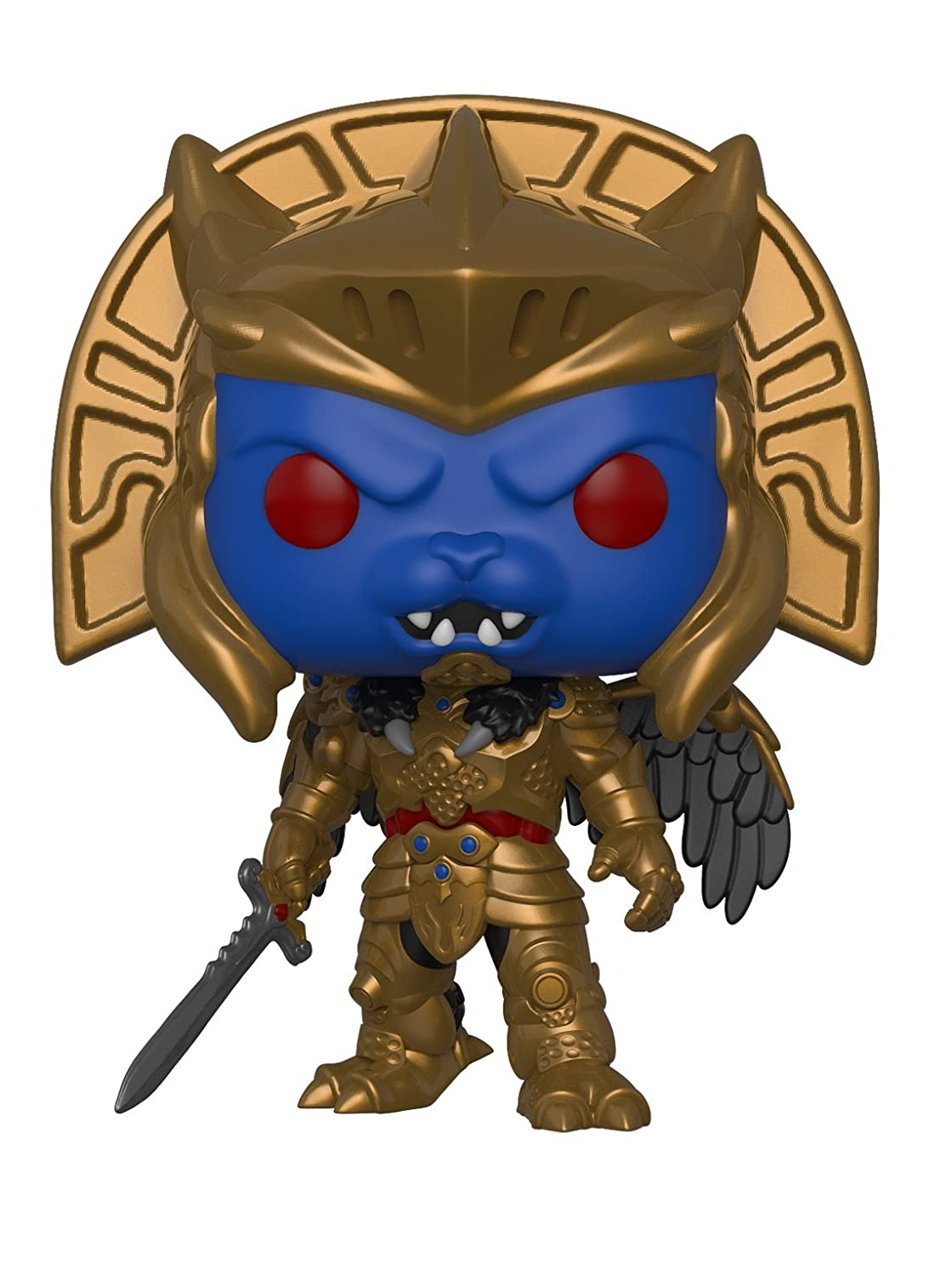 Funko Pop Television: Power Rangers-Goldar Collectible Figure, Multicolor 32801