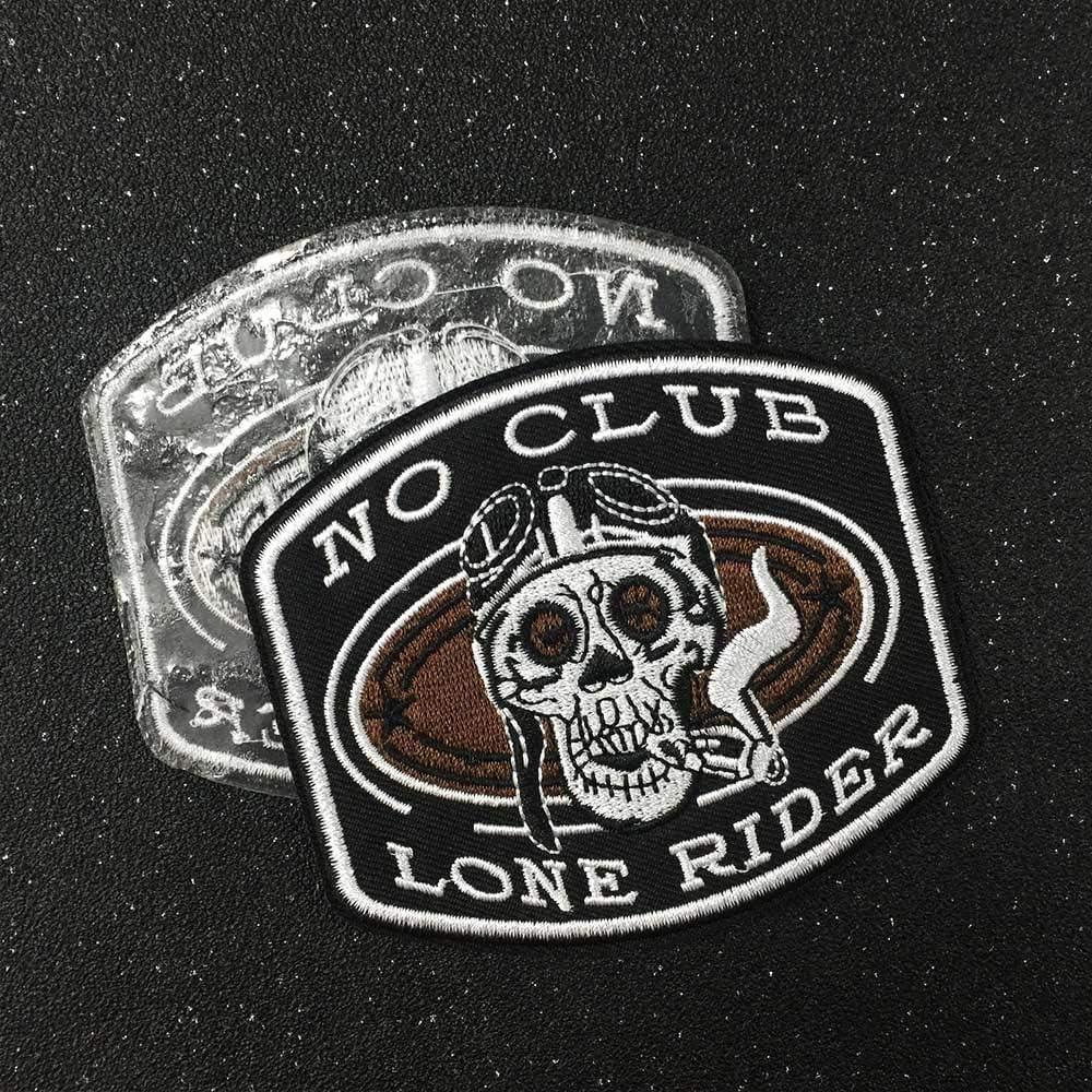 "OLD SCHOOL MOTORCYCLE BIKER MUSIC EMBROIDERED VEST 11/"" ROCKER PATCH BL-28"