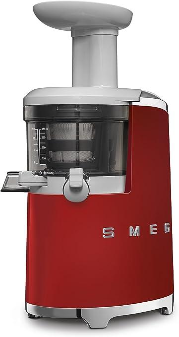 Smeg 146879 Licuadora, 150 W, 0.5 litros, Acero Inoxidable, Rojo ...