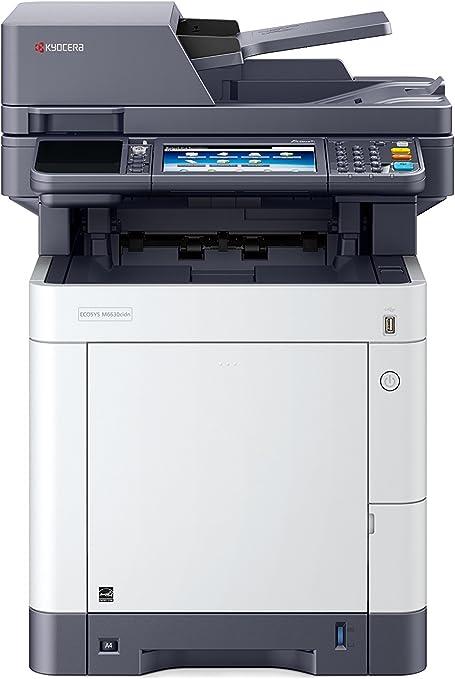 Kyocera Ecosys M6630cidn Impresora láser Multifuncional a Color ...
