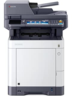 Kyocera Ecosys M6635cidn Impresora láser Multifuncional a Color ...