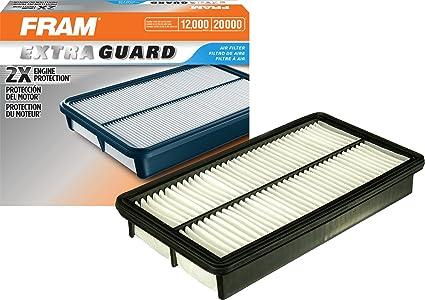 Air Filter-Extra Guard Fram CA9669