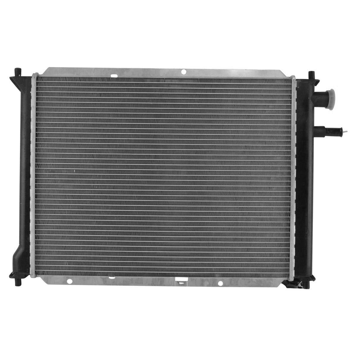 Amazon.com: Radiator Assembly Aluminum Core Direct Fit for 98-03 Ford  Escort ZX2 DOHC 2.0L: Automotive