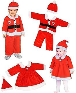 Weihnachtsmann kostum gr 86