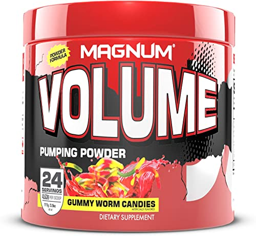 Magnum Nutraceuticals Volume, 24 Servings Powder