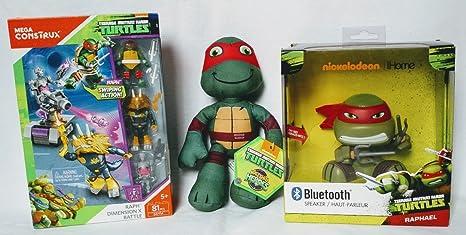 iHome Teenage Mutant Ninja Turtles Raphel Altavoz Bluetooth ...