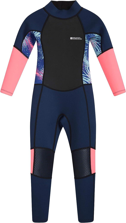 UPF50 Kids Wetsuit Mountain Warehouse Kids Full Wetsuit