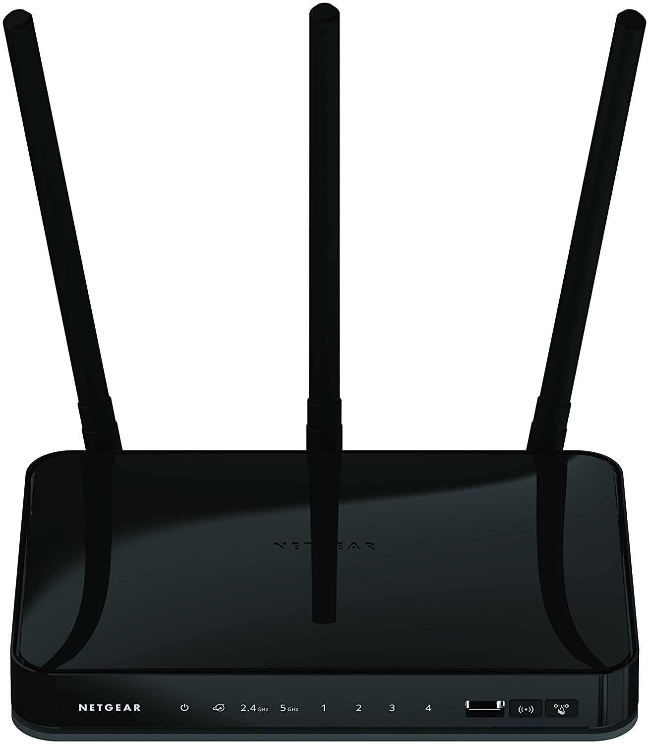 Netgear Ac750 Dual Band Wi Fi Gigabit Router R6050 Modem Wiring Diagram Computers Accessories