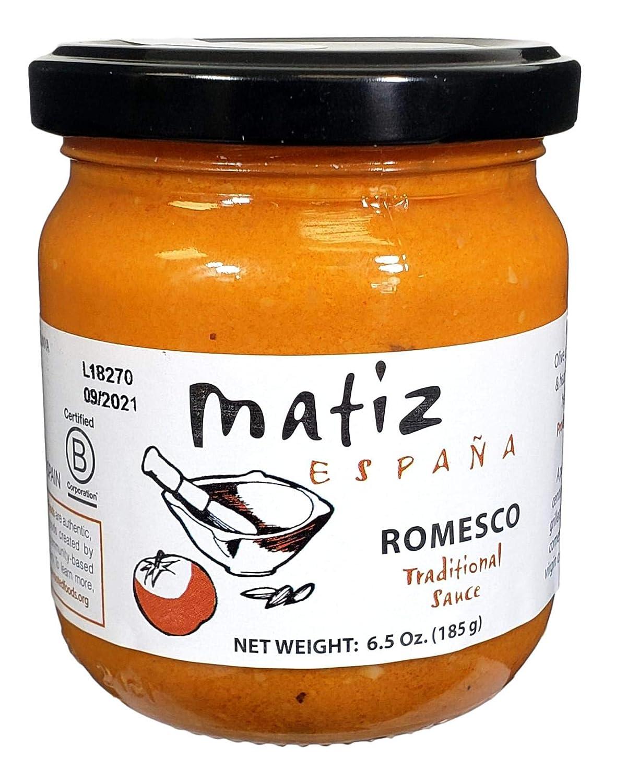 Matiz España Romesco Sauce, 6.5 Ounce