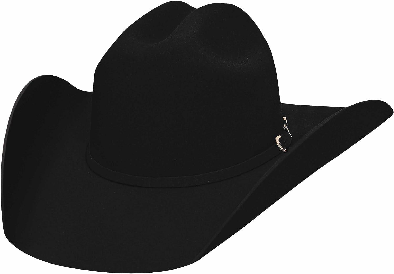 New Bullhide Hats Back Roads 6X Premium Wool Felt Western Cowboy Hat