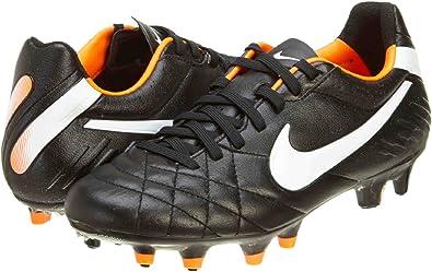 Planta director Leopardo  Amazon.com: Nike Tiempo Legend IV F Estilo: 454316-018 Talla: 4: Shoes