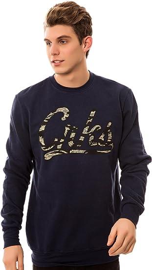 Crooks /& Castles Mens The Duffle Bag Boys Sweatshirt