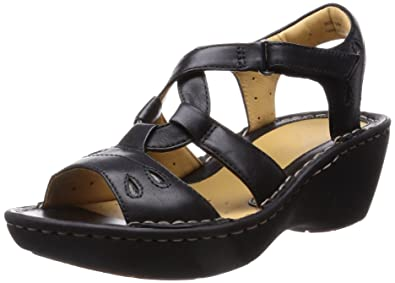 e6b9b37a6ca Clarks Unstructured Un.Stern Strappy Sandals uk size 5  Amazon.co.uk ...