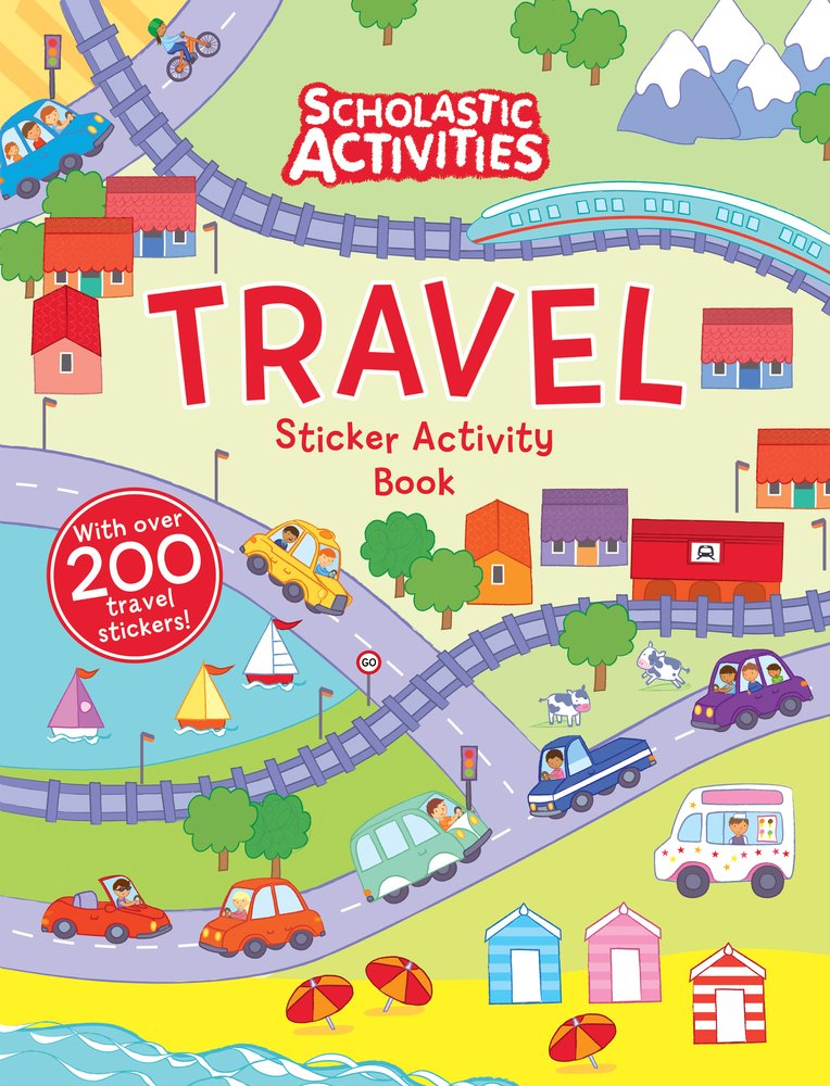 Download Travel Sticker Activity Book (Scholastic Activities) pdf epub