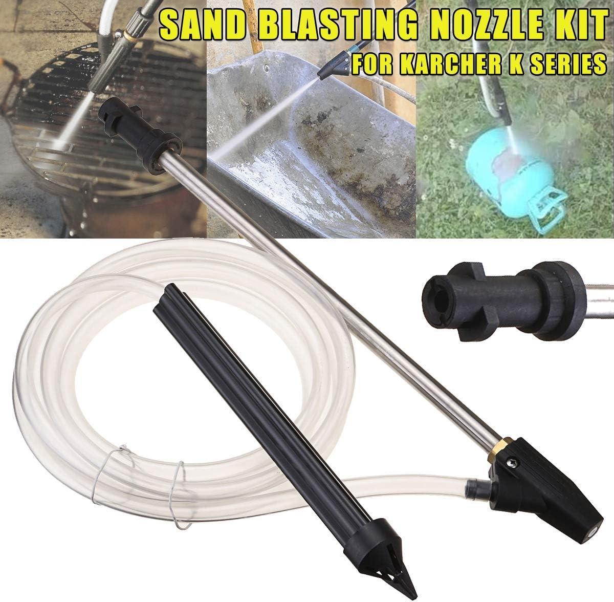 Sand Blaster Wet Blasting Washer High Pressure Sandblasting Kit for Karcher K