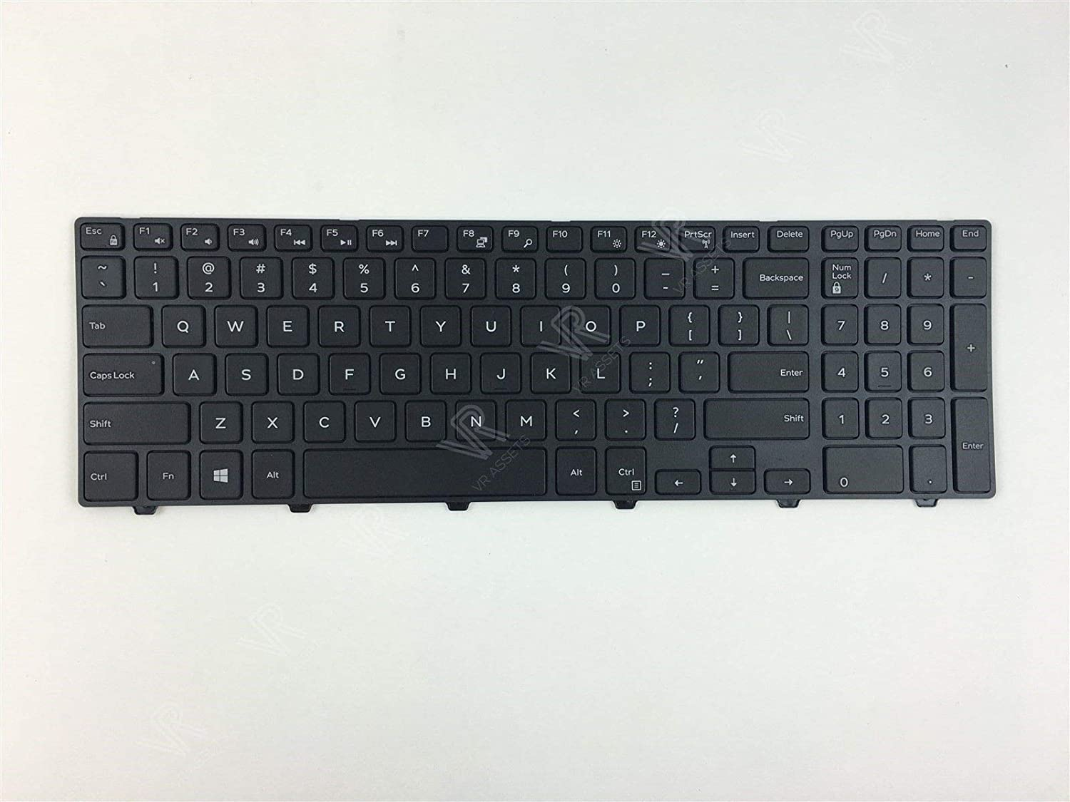 OEM Genuine Dell Inspiron 17 5748 Non-Backlit US Laptop Keyboard KPP2C