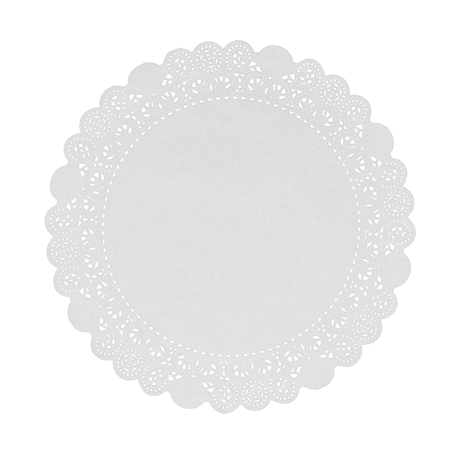 Royal 14'' Disposable Paper Lace Doilies, Package of 250
